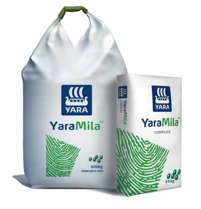 NPK 15-15-15 +5S 750kg YARA