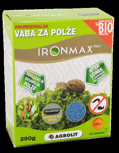 VABA ZA POLŽE IRONMAX PRO 250G