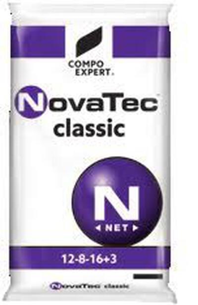 NOVATEC CLASSIC 12-8-16 25kg METROB