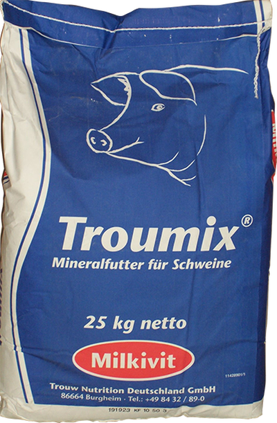TROUMIX 221 (TYP 2102) 25KG