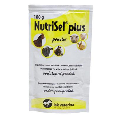 NUTRISEL PLUS - PRAŠEK 100G