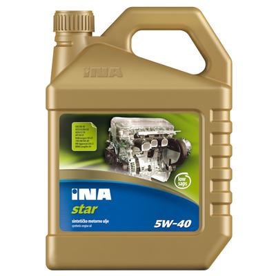 INA STAR 5W-40 4L